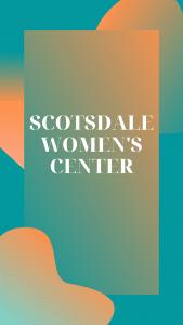 scotsdale women's center logo